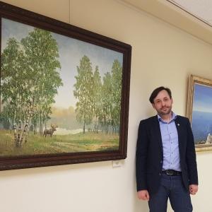 Выставка «ВЕРНОСТЬ»  в Совете Федерации