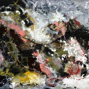 «Параллельные пространства». Выставка произведений Геннадия Серова и Натальи Тестиной.