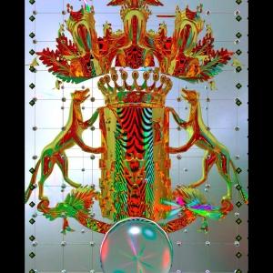 К.В.Худяков «Строгановы. Пермский период». Герб династии Строгановых