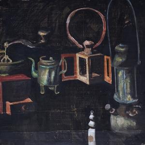 Выставка произведений Константина Петрова в Казани