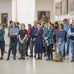 Выставка «Пензенское художественное училище из XIX века в XXI. Живые традиции» в Саратове