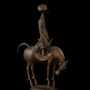 «Дорога домой». Выставка произведений Даши Намдакова в Чите