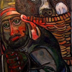 «Весна в зоопарке». Выставка произведений Зураба Церетели.