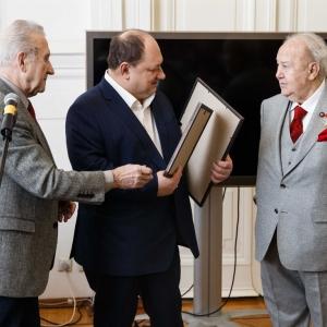 На заседании Президиума Российской академии художеств 26 февраля 2019 года