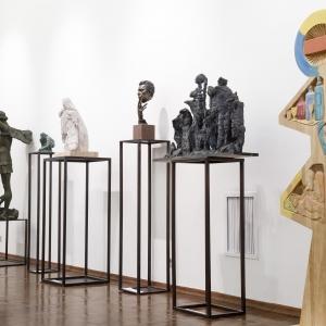 Выставка «Работа года 2019» Отделения скульптуры РАХ
