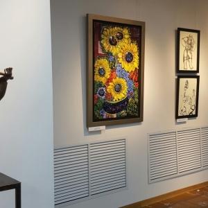 Выставка произведений З.К.Церетели в Воронеже