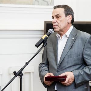 На заседании Президиума РАХ 18 июня 2019 года