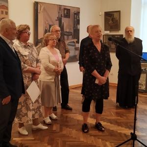Выставка произведений Андрея Дубова в Смоленске