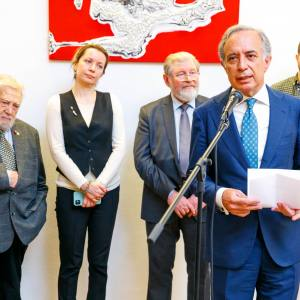 Выставка «Фантазии на тему бумаги. Три художницы из Италии» в МВК РАХ