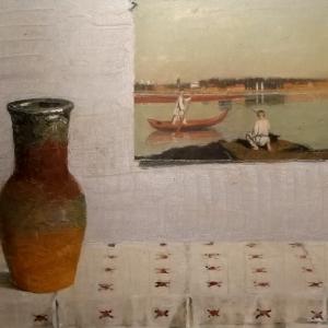 Выставка «Восемь» в залах МОСХ на Старосадском,5