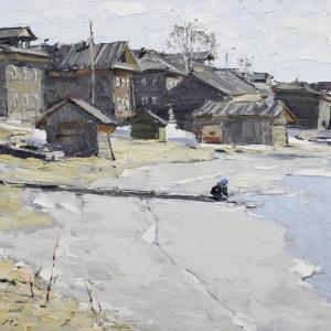 Открытие арт-пространства «ZAHAROV» в Костроме.