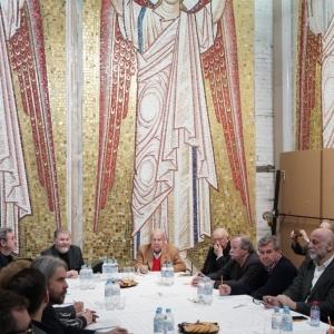 Выездное заседание Президиума РАХ 4 апреля 2017 года