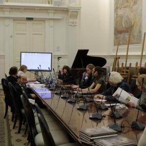 Круглый стол «Место и роль декоративного искусства в современном культурно-социальном пространстве»