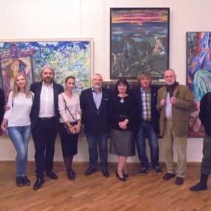 Выставка «Живописная Россия» в Ставрополе.