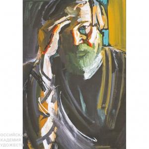 01.03.2019-07.04.2019.«Между молчанием и речью». Выставка произведений Виктора Калинина в Саратове.