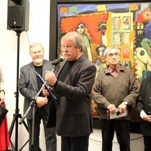 Выставка произведений Эдуарда Гудзенко (1938-2006)