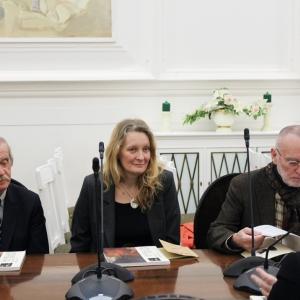 Круглый стол на тему: «Алексей Паустовский и нонконформисты. 1960-е – 1970-е годы» в РАХ