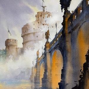 Выставка произведений Сергея Кузнецова в «Зарядье»