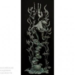 «Пробуждение». Выставка произведений Олега Закоморного в «Геликон-опере».