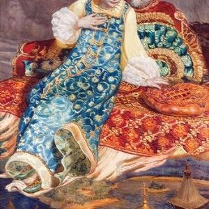 Выставка произведений Натальи Беседновой во Фрязино.