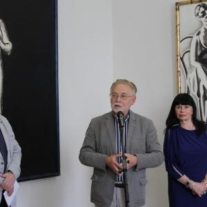 «Пропавшая грамота».  Выставка произведений Ксении Нечитайло