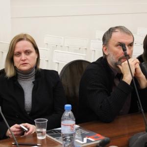 Круглый стол по итогам передвижной всероссийской выставки «Живописная Россия».