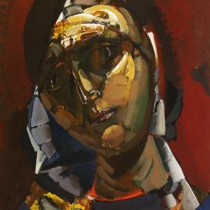 19.09.2019-18.10.2019.  Выставка произведений Виктора Калинина  «Лица и лики» в Музее современного искусства «Дом Муз» в Ярославле.