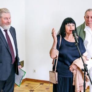 «Иерофании». Выставка произведений Александра Токарева в Российской академии художеств