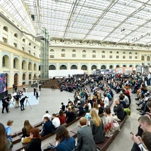 XXVII Международный фестиваль «Зодчество» 2019 в Гостином дворе