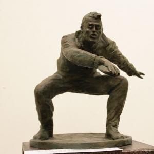 27-30 ноябяря 2018. Российская академия художеств. «Работа года 2018». Выставка Отделения скульптуры РАХ.