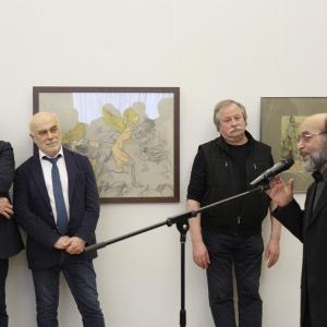 «Иные цивилизации». Выставка произведений Михаила Верхоланцева