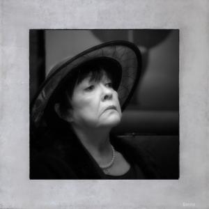 «В рамках черного квадрата». Фотовыставка Бориса Сысоева.
