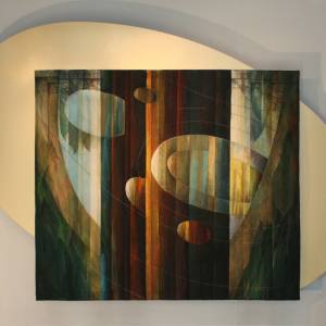 Выставка «Плоскость. Пространство. Геометрия» в Москве