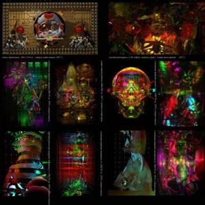 Выставочный проект «Световая и фарфоровая природа женщины» Константина, Марины и Александры Худяковых в Казани