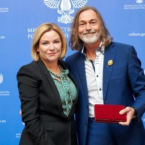 Вручение государственных наград академикам Российской академии художеств