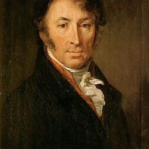 В.А.Тропинин. Портрет Н.М.Карамзина
