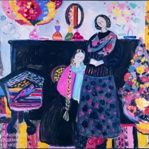 Выставка «Виктор Разгулин. Живопись» в Москве
