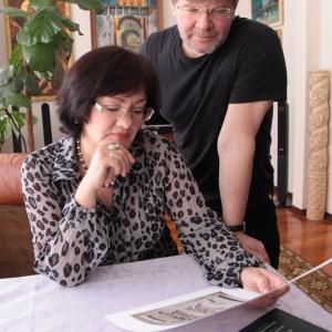 Круглый стол: «Метаморфозы в дереве художников Инессы и Рашида Азбухановых»