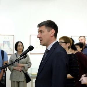 5-я Казанская международная биеннале печатной графики «Всадник»