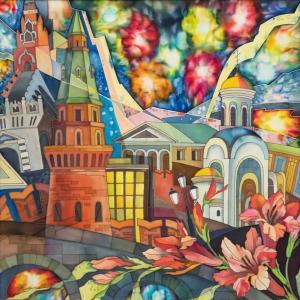 04.09.2019-13.09.2019. Выставка «Москва. Город и люди» в Мосгордуме.