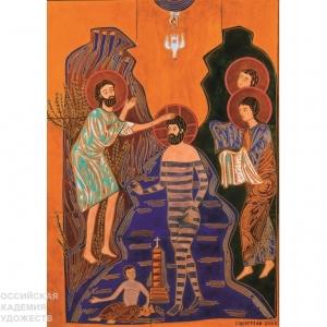 «Евангельские сюжеты». Выставка произведений З.К.Церетели в Томске