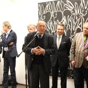 Экзотический мир Ханта Слонема: живопись. Открытие выставки
