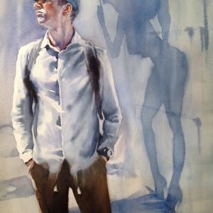 «Предварительные итоги». Выставка произведений Андрея Есионова в Казани
