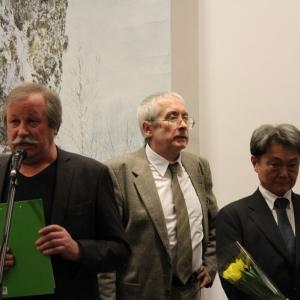 «ART FOR ALL» / «Искусство для всех». Выставка произведений Кондо Юкио.