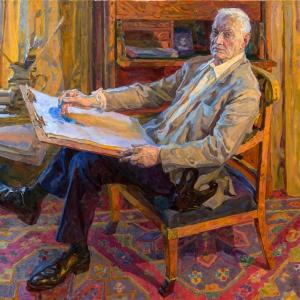 Выставка произведений А.Соколовой и В.Чернорицкого на Беговой, 7 (Москва)