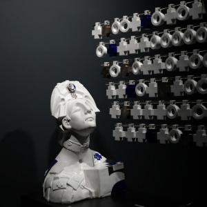 Выставка «Фарфор Олевской. 15/677 IC» в Галерее ИФЗ (Санкт-Петербург)
