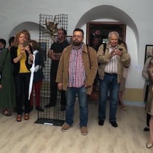 Выставочный проект «Москва и москвичи. II» в Саду имени Баумана