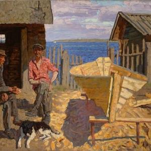 Ткачев С.П. Новая лодка. 1988-91