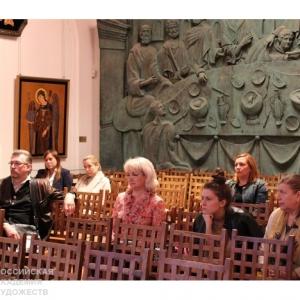 Цикл семинаров-тренингов «ПРАВА АВТОРОВ ПРОИЗВЕДЕНИЙ ИСКУССТВА: КАК ИМИ ПОЛЬЗОВАТЬСЯ И КАК ЗАЩИЩАТЬ».