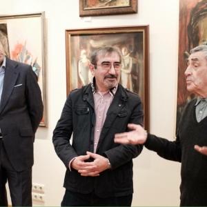 «Ностальгия». Выставка произведений Юрия Григоряна в Москве.